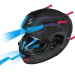 Test helmy - Scorpion EXO 2000 Air