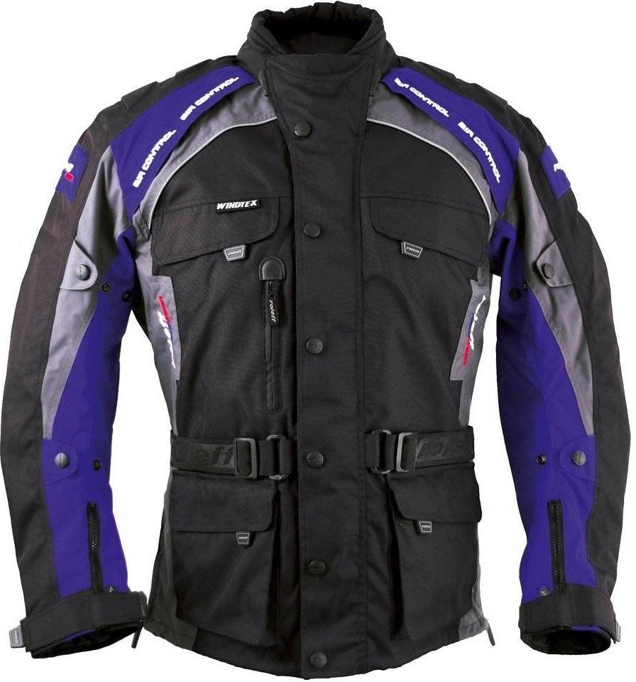 Textilní bunda Roleff Riverpool