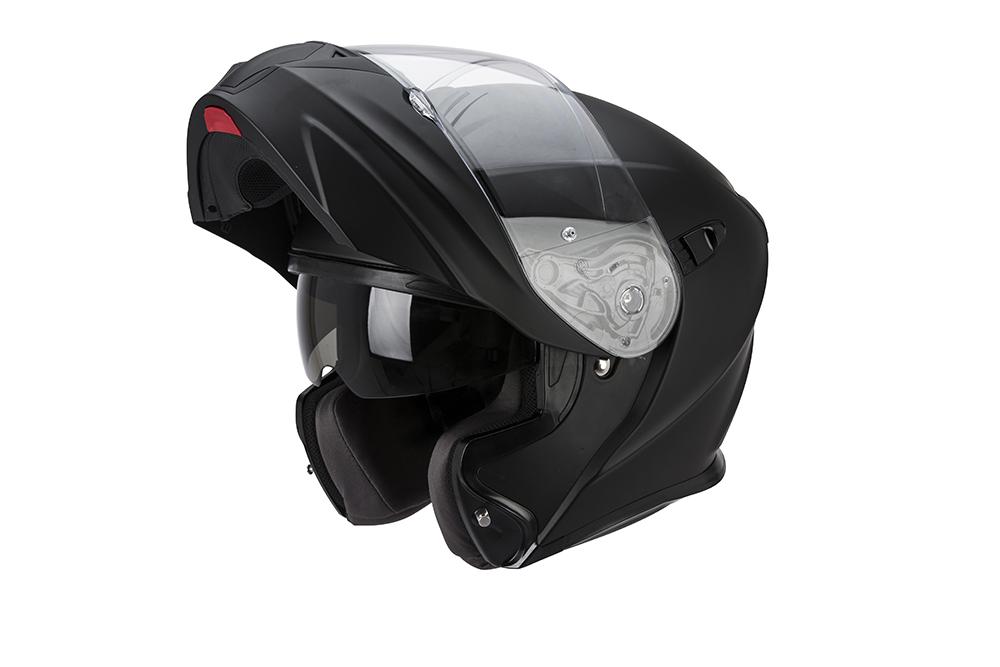 test helmy scorpion exo 920 solid motohodnocen cz. Black Bedroom Furniture Sets. Home Design Ideas