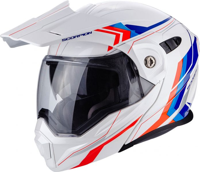 Recenze helmy Scorpion ADX-1 Anima  7e1146c2a8